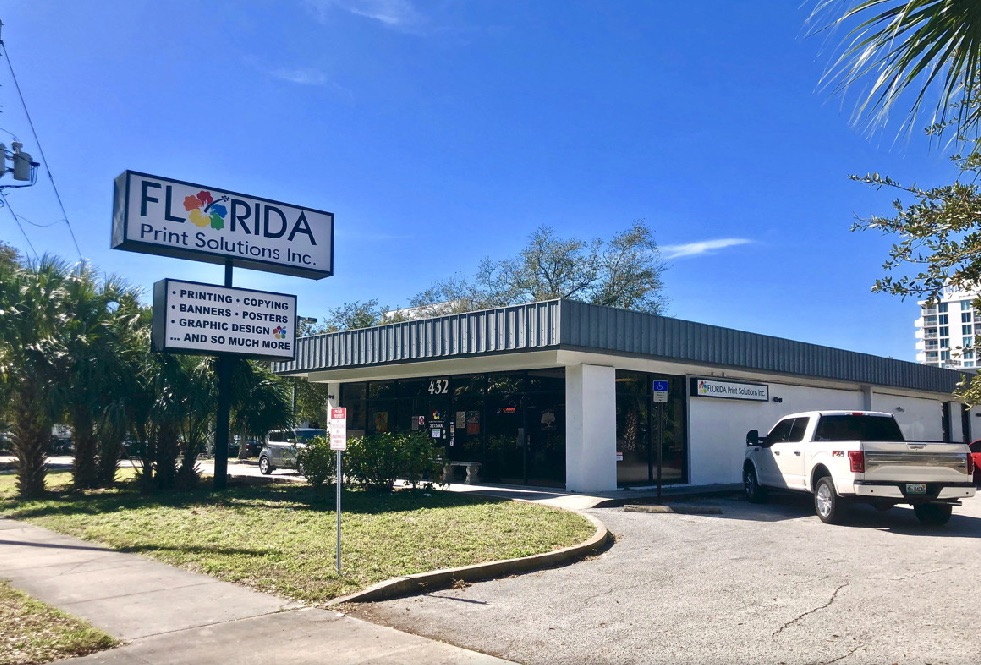 Retail For Lease St Pete